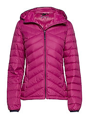 Huippu W Down Jacket - WILD ASTER PURPLE