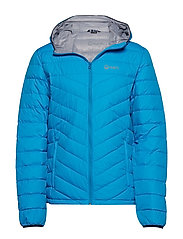 Huippu Men's Down Jacket - HAWAIIAN OCEAN BLUE