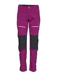 Pallas Women's Warm X-Stretch Pants - MAGENTA PURPLE