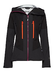Pallas W hybrid Jacket - BLACK