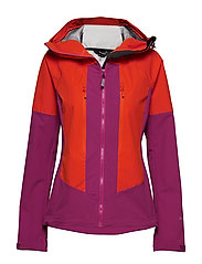 Pallas W hybrid Jacket - WILD ASTER PURPLE