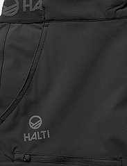 Halti - Pallas W X-stretch Skort - træningsnederdele - anthracite grey - 2