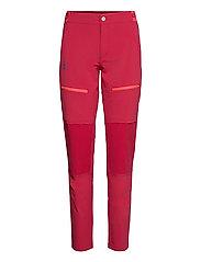 Pallas II Women's X-stretch Pants - SKI PATROL RED