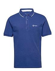 Lari Men's Polo shirt - POWER BLUE