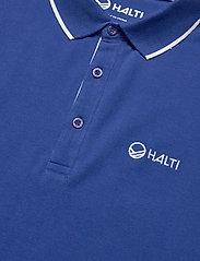 Halti - Lari Men's Polo shirt - polos à manches courtes - power blue - 2