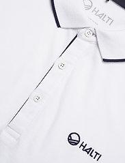 Halti - Lari Men's Polo shirt - kurzärmelig - white - 2