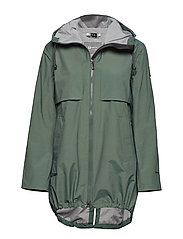Kaunis W Parka - DARK FORESTER GREEN