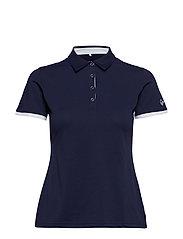 Inka W Shirt - PEACOAT BLUE