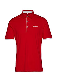 Pujo M Shirt - LAVA RED