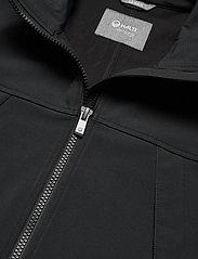 Halti - Veini Men's softshell jacket - softshelljacke - black - 4