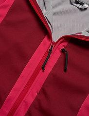Halti - Sointu W softshell jacket - softshell-jackor - azalea pink - 3