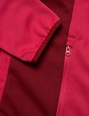 Halti - Sointu W softshell jacket - softshell-jackor - azalea pink - 4