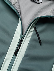 Halti - Sointu W softshell jacket - softshell-jackor - bleached aqua mint - 5