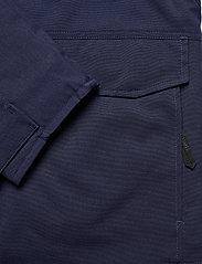 Halti - Luosto Men's Warm parka jacket - parkas - peacoat blue - 4