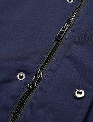 Halti - Luosto Men's Warm parka jacket - parkas - peacoat blue - 5