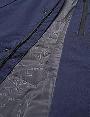 Halti - Luosto Men's Warm parka jacket - parkas - peacoat blue - 6