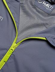 Halti - Kaiku M Jacket - vestes d'extérieur et de pluie - folkstone grey - 4