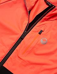Halti - Kiilo W Jacket - outdoor- & regenjacken - neon fiery coral - 2