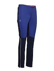 Halti - Kiilo W Pants - softshell pants - power blue - 3