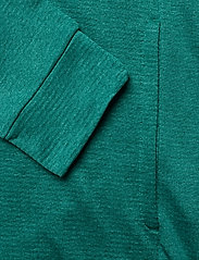 Halti - Puijo M Hoodie jacket - fleece midlayer - fanfare green melange - 2