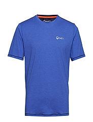 Juha M T-shirt - POWER BLUE MELANGE