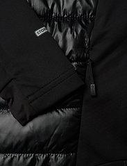 Halti - Olos Women's Hybrid Cross Country Ski Jacket - vestes d'entraînement - black - 3