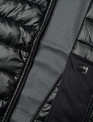 Halti - Olos Women's Hybrid Cross Country Ski Jacket - vestes d'entraînement - black - 4