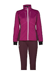 Murto W XCT softshell set - MAGENTA PURPLE