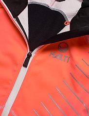Halti - Kaarre W XCT jacket - softshell-jackor - neon fiery coral - 2