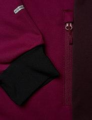 Halti - Murto W+ XCT softshell set - softshell-jackor - magenta purple - 5
