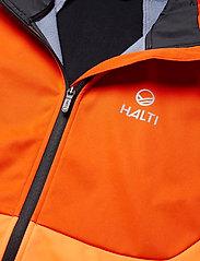 Halti - Petro M XCT Set - sportsjakker - orange com - 5