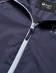 Halti - Reitti W windbraker jacket - koulutustakit - black iris blue - 2
