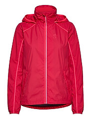 Reitti W windbraker jacket - SKI PATROL RED