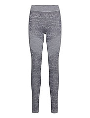 Free Recy Women's Seamless Base Layer Pants - FOLKSTONE GREY MELANGE