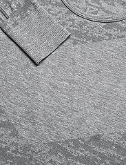 Halti - Free Recy Women's Seamless base layer shirt - thermo ondershirts - folkstone grey melange - 2