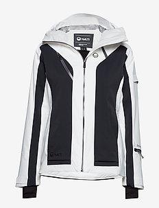 Podium W DX ski jacket - WHITE