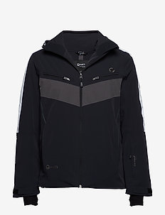 Rango M DX ski jacket - BLACK