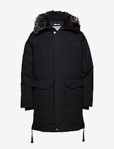 Osaka M parka jacket - untuvatakit - black