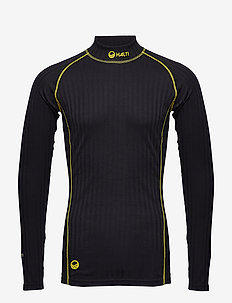 Avion light M shirt - BLACK