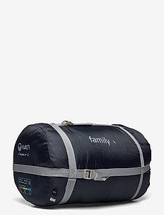 Family L RC Sleeping bag - makuupussit ja -alustat - blue opal