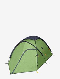 Vaelluskupoli 4 Tent - teltat - forest green
