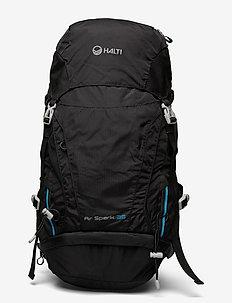 Airspark 36 Backpack - sacs d'entraînement - black