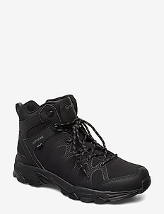 Mone mid DX M trekking shoe - vandrings- & promenadskor - black