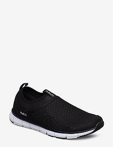 Lente Women's Leisure shoes - vandrings- & promenadskor - black