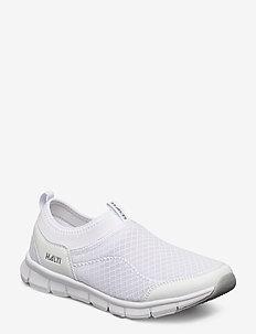 Lente Women's Leisure shoes - vandrings- & promenadskor - white