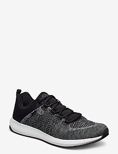Leto Men's sneaker - matalavartiset tennarit - black melange