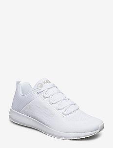 Leto Men's sneaker - matalavartiset tennarit - white