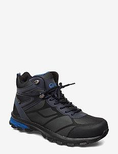 Dovi mid DX M trekking shoe - vandrings- & promenadskor - black
