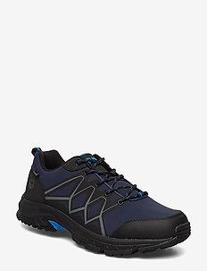 Pove low DX M outdoor shoe - PEACOAT BLUE