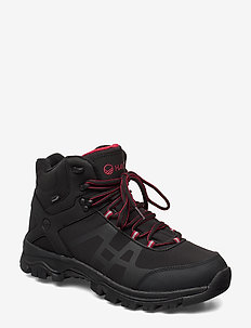 Redo mid DX M spike shoe - vandrings- & promenadskor - black